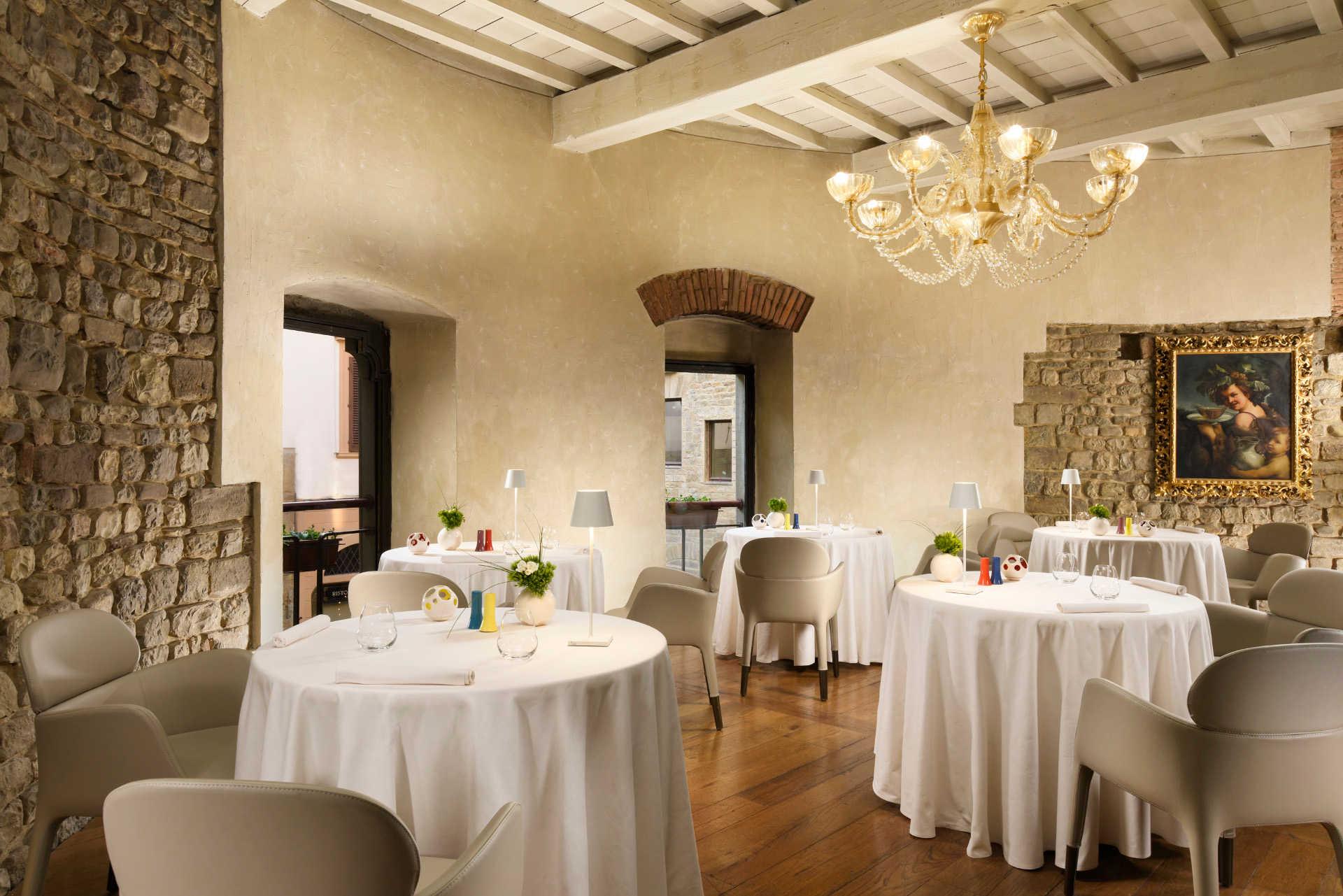 ristorante stellato a Firenze