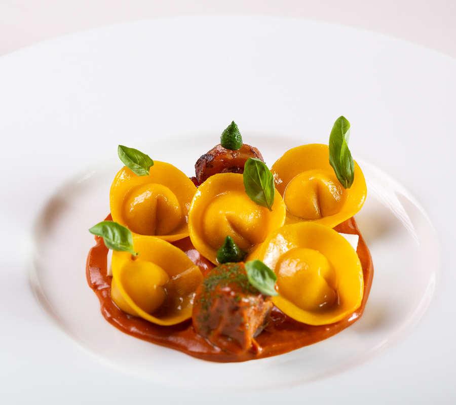 menù ristorante stellato a Firenze