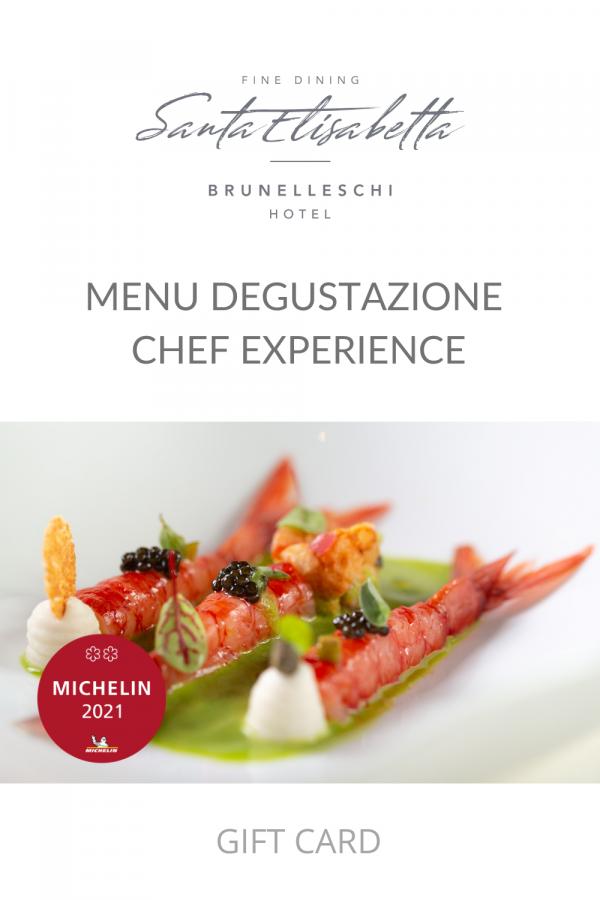 menu degustazione voucher regalo ristorante firenze