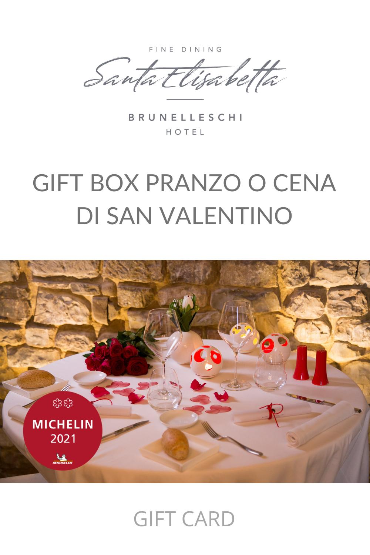 gift box san valentino firenze