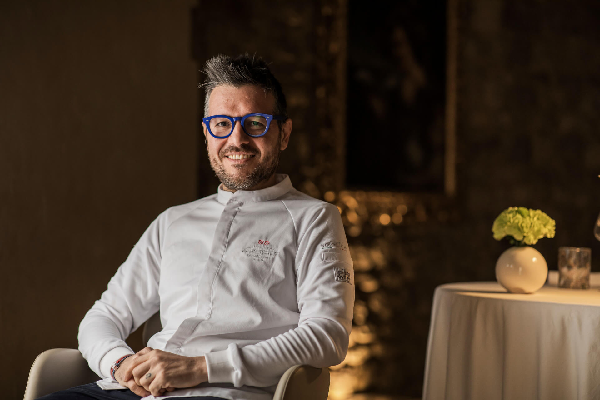 Rocco De Santis Chef