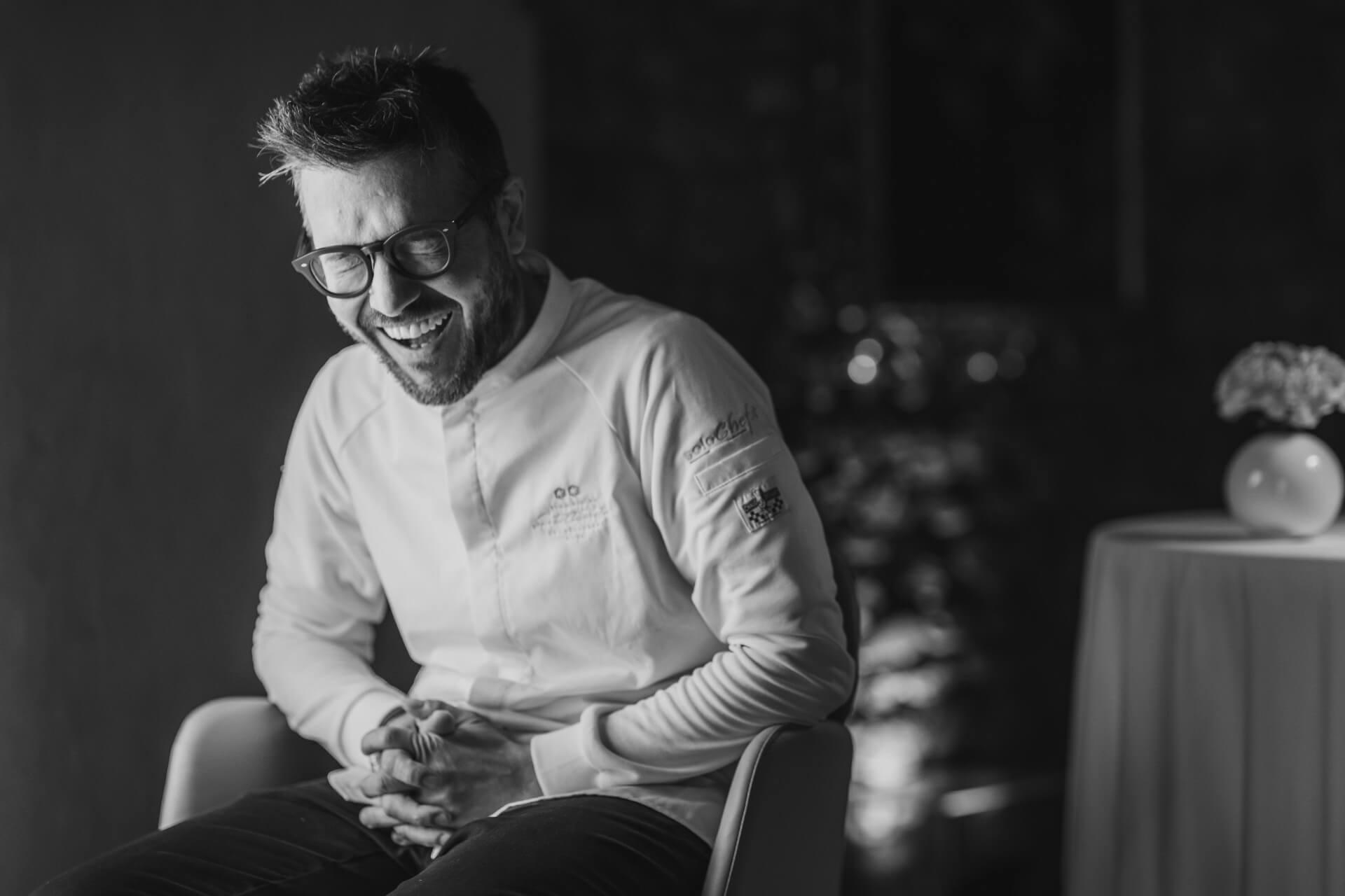 chef Rocco De Santis