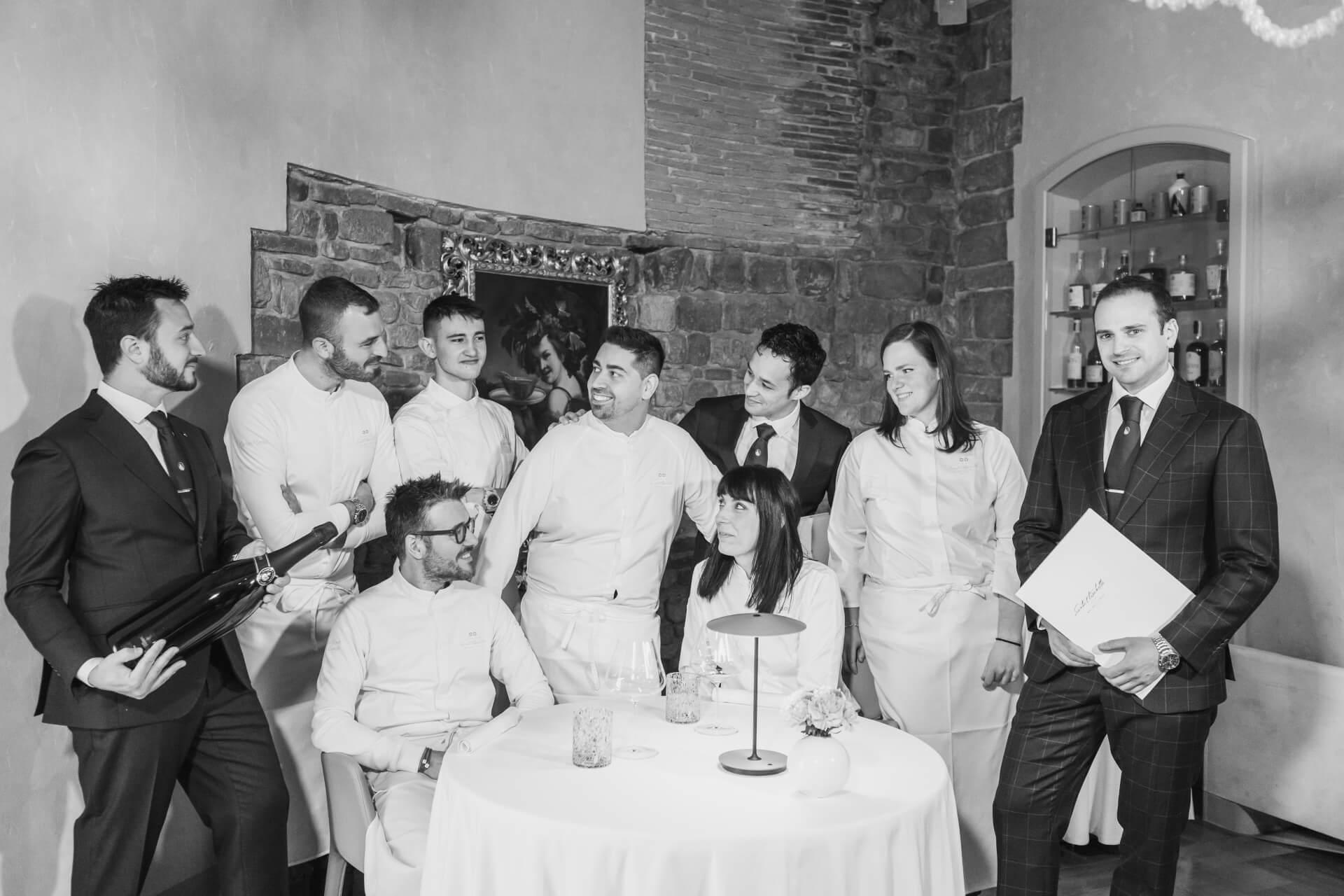 team Ristorante Santa Elisabetta