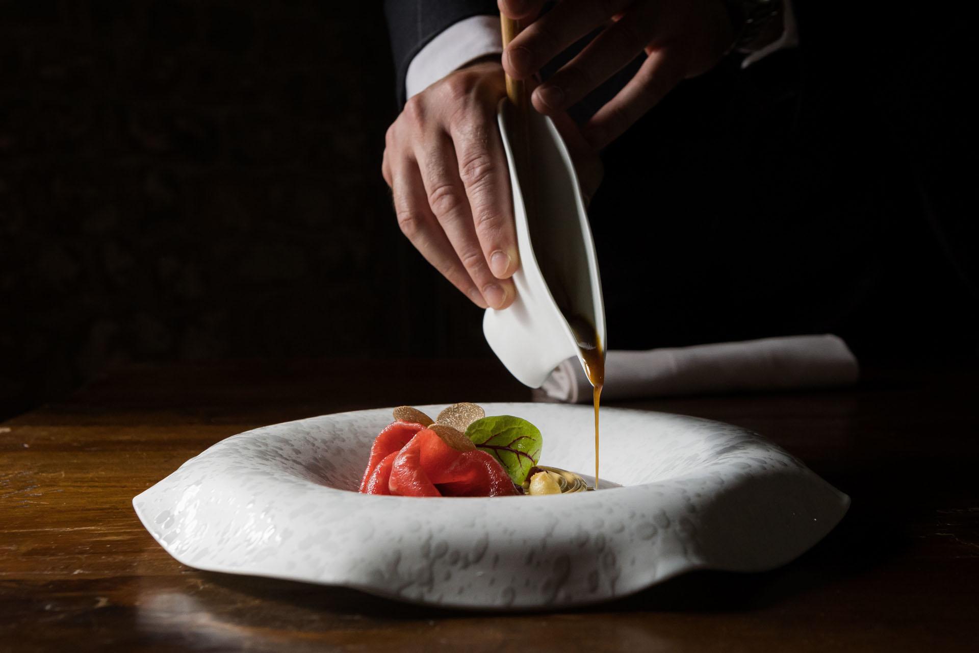 menu sorpresa ristorante stellato firenze
